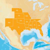 NAVIONICS HOTMAPS PLATINUM LAKE MAPS SOUTH ON SD/MICRO SD