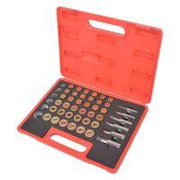 vidaXL Oil Drain Plug Thread Repair Kit