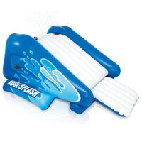 Intex Inflatable Water Slide Kool Splash Blue