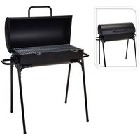 ProGarden Charcoal Barbecue Cylinder Dia 33 cm