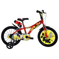 Dino Bikes Kids Bicycle Mickey Mouse Red 16
