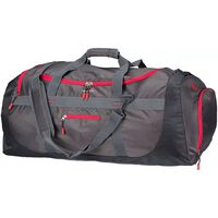 Abbey Outdoor Bag Sphere XXL Anthracite and Red 50OC-AGR-Uni