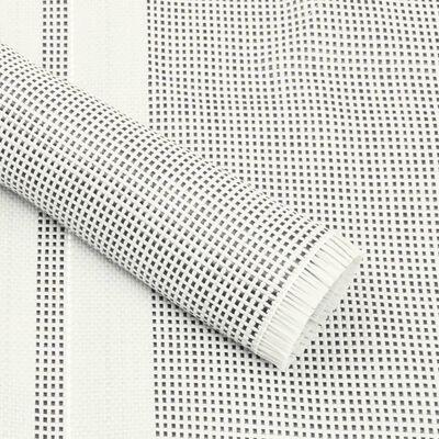 vidaXL Tent Carpet 650x250 cm Grey