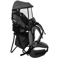 Kekk Baby Back Carrier Deluxe Black