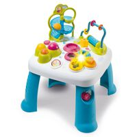 Smoby Activity Table Cotoons Blue and White
