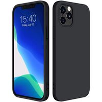 Shockproof mobile cover for iPhone 12 Pro Max Black