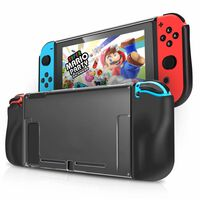 Protective Back Cover for Nintendo Switch