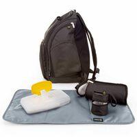 Safety 1st Diaper Backpack Black 1645057000