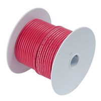 ANCOR RED 50' 4 AWG WIRE