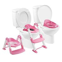 BABYLOO 3-in-1 Potty Training Seat Pink