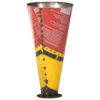 vidaXL Umbrella Stand Multicolour 29x55 cm Iron