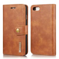 Leather Wallet Phone Case with Card Holder Protective for Iphone7