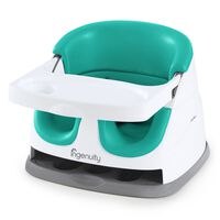 Ingenuity Baby Base 2-in-1 Booster Seat Ultramarine