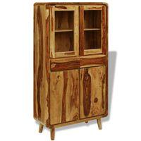vidaXL Sideboard Sheesham Wood 90x40x175 cm