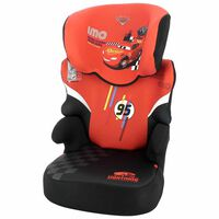 Disney Car Seat Befix Cars Group 2+3 Red