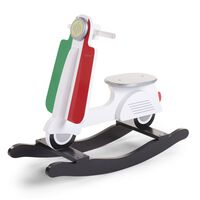 CHILDHOME Rocking Scooter Italy CWRSIT