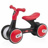 Billy Balance Bike Lima Red and Black BLFK008-RDBK