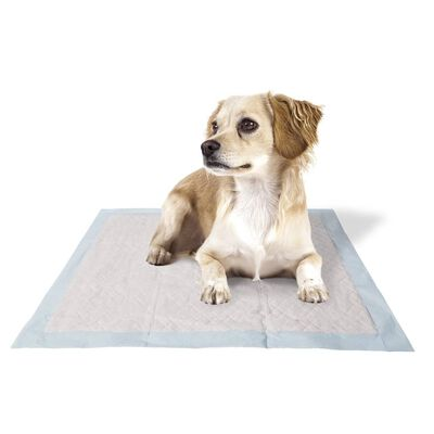 Ferplast 50 pcs Hygienic Dog Pads Genico Basic 60x60 cm 85340811