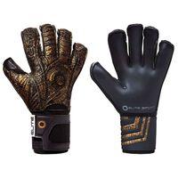 Elite Sport Goalkeeper Gloves Aztlan Size 6 Black