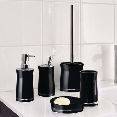 RIDDER Toilet Brush Disco Black