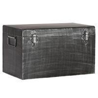 LABEL51 Storage Box Vintage 30x15x20 cm S Antique Black