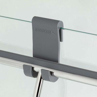 Sealskin Window Wiper Deluxe Chrome