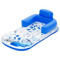 """Bestway Floating Lounger """"Hydro-Force"""" 161x84 cm Blue"""