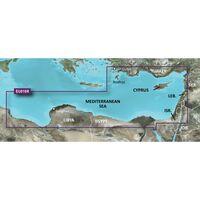 GARMIN VEU016R MEDITERRANEAN SOUTHEAST BLUECHART G3 VISION