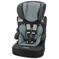 Nania Car Seat Beline Access Group 1+2+3 Grey