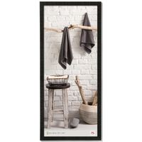 Walther Design Picture Frame Home 40x100 cm Black