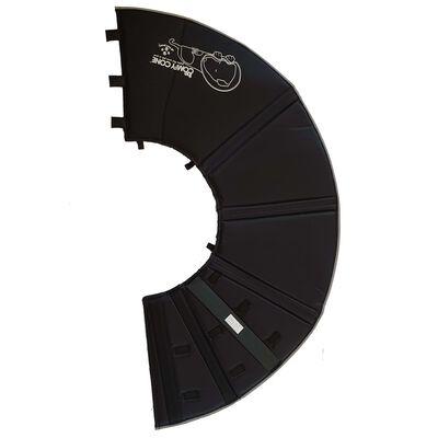 All Four Paws Pet E-collar Comfy Cone XXL 37.5 cm Black