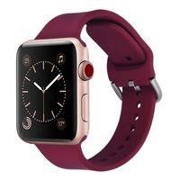 Apple Watch bracelet 38 mm - burgundy