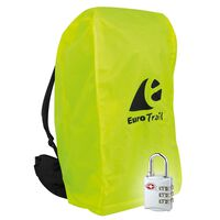 Travelsafe Backpack Combo Cover with TSA Lock M Yellow