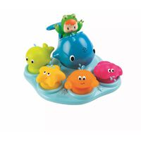 Smoby Island Bath Toy Cotoons