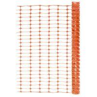 vidaXL Garden Fence 30 m Orange