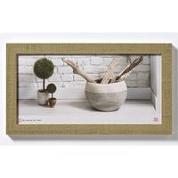 Walther Design Picture Frame Home 20x40 cm Beige Brown