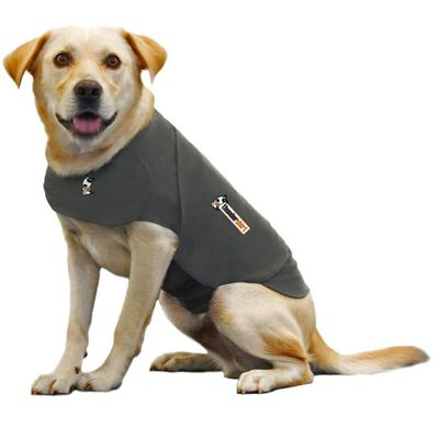ThunderShirt Anxiety Coat for Dog XL Grey 2018