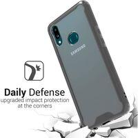 Caithfidh Samsung Galaxy A10s A Bheith Trédhearcach / Dubh