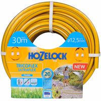 Hozelock Watering Hose Tricoflex Ultraflex 30 m