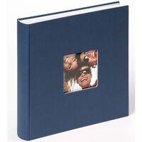 Walther Design Photo Album Fun 30x30 cm Blue 100 Pages