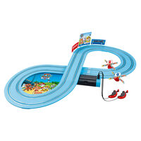 Carrera FIRST Slot Car and Track Set Paw Patrol-On the Track 1:50