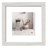 Walther Design Picture Frame Home 30x30 cm Polar White
