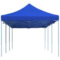 vidaXL Folding Pop-up Party Tent 3x9 m Blue