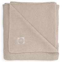 Jollein Blanket Basic Knit 100x150 cm Nougat