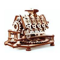 WOODEN CITY Wooden Scale Model Kit V8 Engine