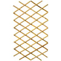 Nature Garden Trellis 70x180 cm Bamboo 6040721