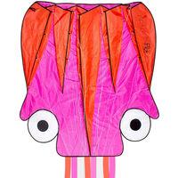 Dragon Fly Octopus Kite 124x127cm Pink and Orange