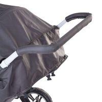 CHILDHOME Stroller Handle Protection Foam Black
