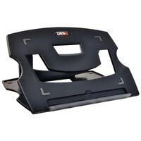 DESQ Notebook Table Stand 28.5x21x1 cm Black
