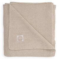 Jollein Blanket Basic Knit 75x100 cm Nougat